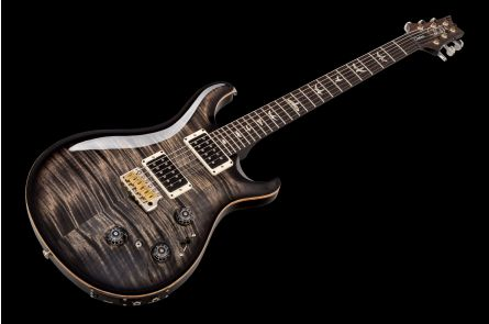 PRS USA Custom 24 Piezo CB - Charcoal Burst
