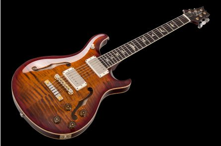 PRS USA McCarty 594 Hollowbody II DS - Dark Cherry Sunburst