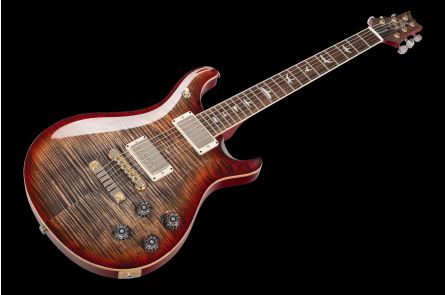PRS USA McCarty 594 Wood Library Brazilian CY - Charcoal Cherry