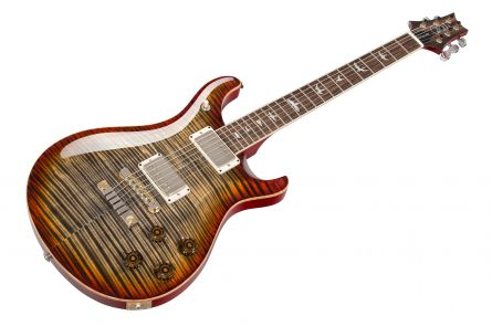 PRS USA McCarty 594 Wood Library Brazilian KY - Burnt Maple Leaf