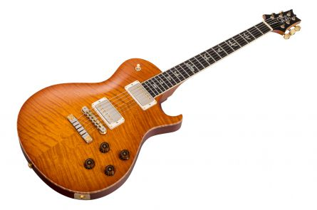 PRS USA McCarty Singlecut SC 594 Wood Library MX - McCarty Sunburst Satin - EB HYB Artist Top FM-Neck 270059