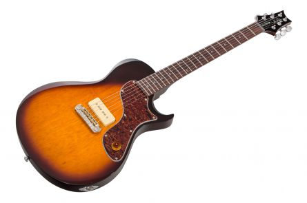 PRS SE One Limited Edition - Tobacco Sunburst