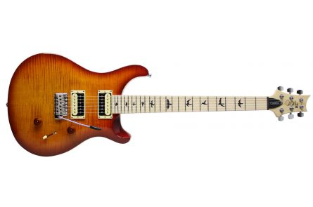 PRS SE Custom 24 VS - Vintage Sunburst - Maple LTD
