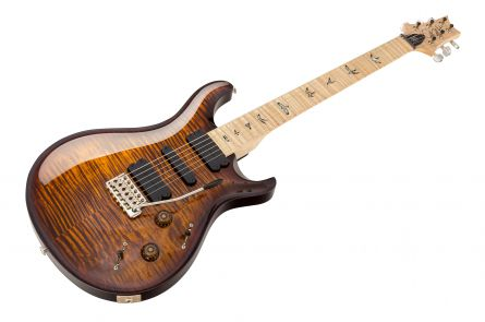 PRS USA 513 BW - Black Wraparoundburst - Maple Neck & Fretboard