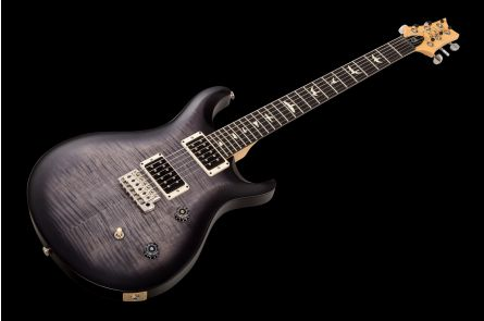 PRS USA CE 24 Satin LTD G5 - Faded Grey Black Smokeburst - Ebony FB