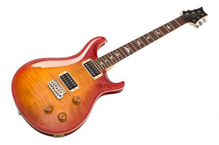 PRS USA Classic Electric CE22 Birds - Sunburst