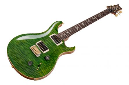 PRS USA Custom 22 Trem 10-Top ED - Emerald Green