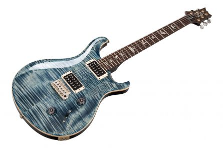 PRS USA Custom 22 Trem FW - Faded Whale Blue