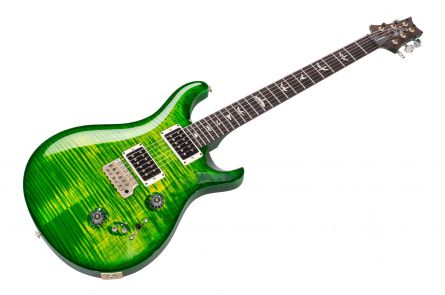 PRS USA Custom 24-08 CC - Eriza Verde Wrapburst - Custom Color