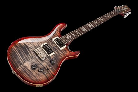 PRS USA Custom 24-08 CY - Charcoal Cherry Burst 281824
