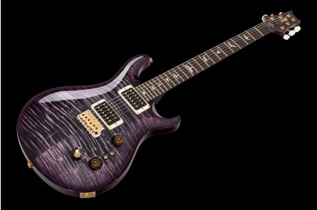 PRS USA Custom 24 35th Anniversary 10-Top CC - Purple Mist Smokedburst - Custom Color - Limited Edition