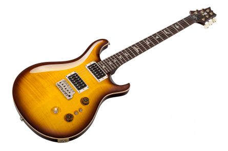 PRS USA Custom 24 35th Anniversary MT - McCarty Tobacco Sunburst - Limited Edition