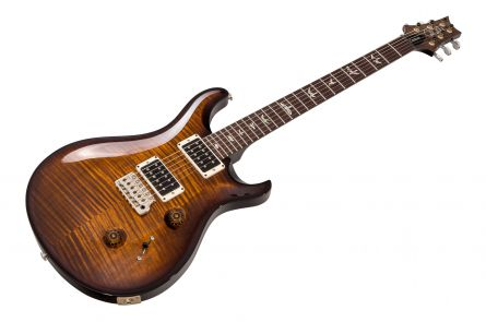PRS USA Custom 24 BW - Black Gold Wraparoundburst 281808