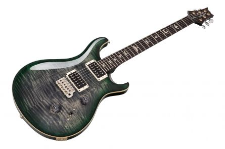 PRS USA Custom 24 CC - Charcoal Jade Burst Custom Color