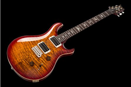 PRS USA Custom 24 DS - Dark Cherry Sunburst 292185