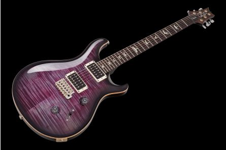 PRS USA Custom 24 Experience 10-Top Y5 (VK) - Violet Smokedburst - Stained Maple Neck