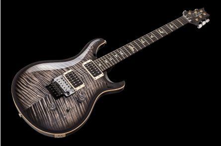 PRS USA Custom 24 Floyd CB - Charcoal Burst EB