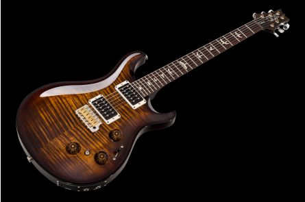 PRS USA Custom 24 Piezo BW - Black Gold Burst