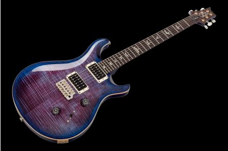 PRS USA Custom 24 VJ - Violet Blue Burst