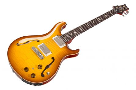 PRS USA Hollowbody II Piezo MS - McCarty Sunburst