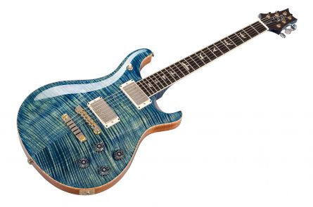 PRS USA McCarty 594 Wood Library V7 (RL) - River Blue