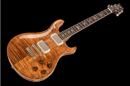 PRS USA McCarty 594 Wood Library 10-Top Y7 (CP) - Copperhead - FM-Neck