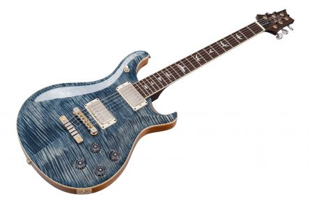 PRS USA McCarty 594 Wood Library 10-Top FX (FW) - Faded Whale Blue - Rosewood Neck 237156