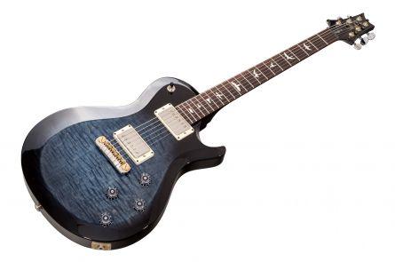 PRS USA S2 Singlecut FS - Faded Blue Smokeburst