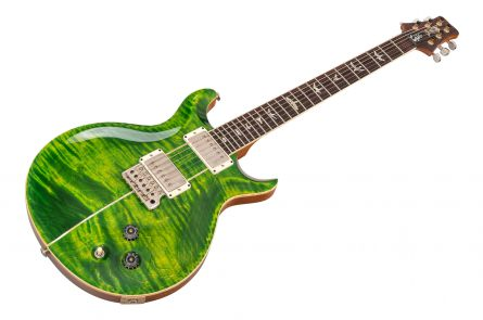 PRS USA Santana Retro ED - Emerald Green