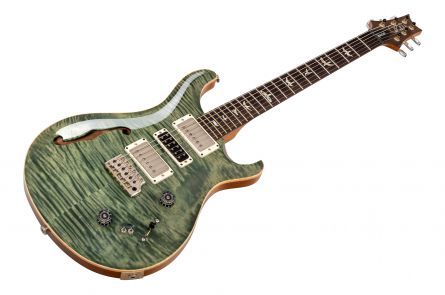 PRS USA Special 22 Semi-Hollow TG - Trampas Green - Limited Edition