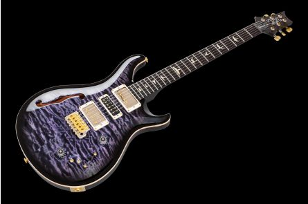 PRS USA Special 22 Semi-Hollow Wood Library 10-Top PT - Purple Mist