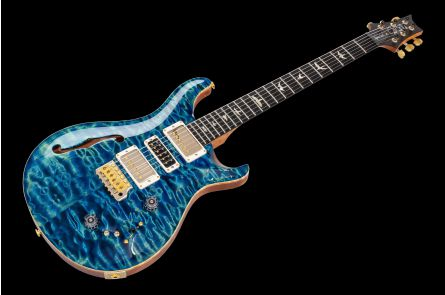 PRS USA Special 22 Semi-Hollow Wood Library 10-Top RL - River Blue