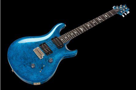 PRS USA Standard 24 Wood Library - Blue Foil