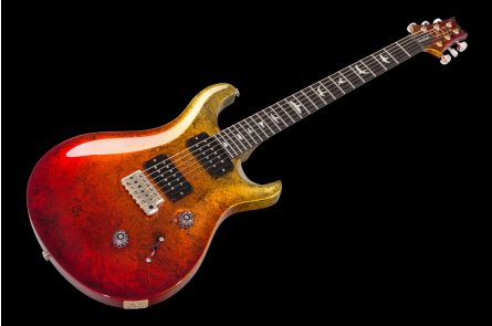 PRS USA Standard 24 Wood Library - Solar Foil