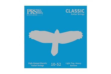 PRS Classic Strings, Light Top/Hvy Bot .010 - .052