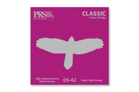 PRS Classic Strings, Super Light .009 - .042