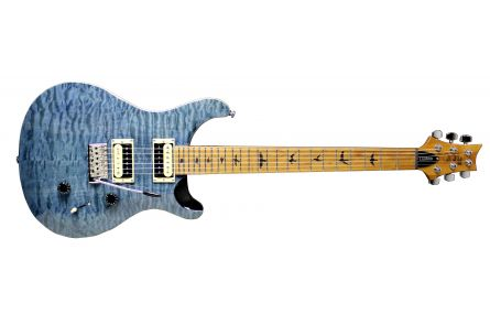 PRS SE Custom 24 WN - Whale Blue - Roasted Maple LTD