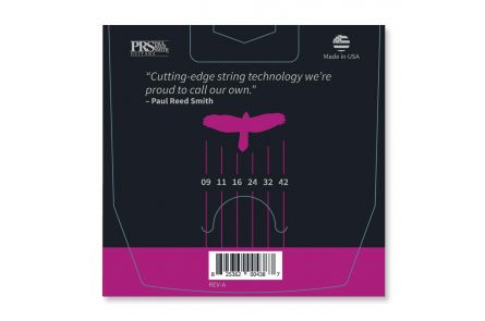 PRS Signature Strings, Super Light .009 - .042