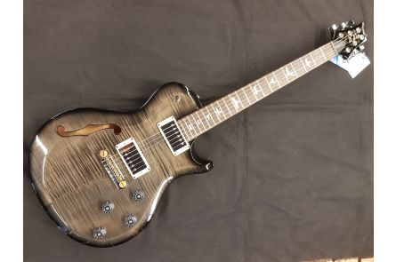 PRS USA S2 Singlecut Semi-Hollow EY - Elephant Gray