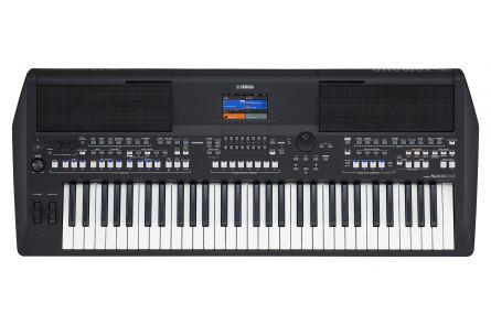 Yamaha PSR-SX600 Digital Keyboard
