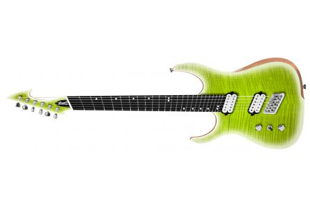 Ormsby Hype GTR 7 (Run 16) Multiscale FM PL - Pine Lime - Lefthand