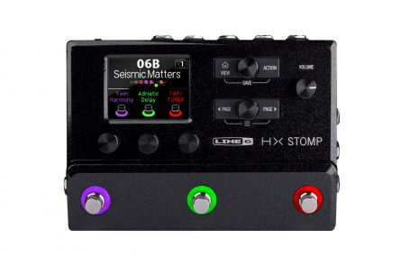 Line 6 HX Stomp - 1x opened box