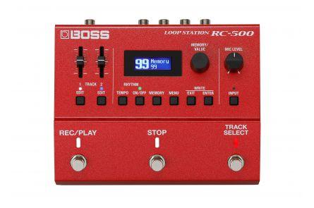 Boss RC-500 Loop Station - 1x opened box