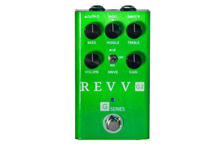 Revv G2 Dynamic Overdrive
