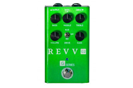 Revv G2 Dynamic Overdrive - 1x opened box