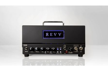 Revv G20 Amp Head - 1x opened box