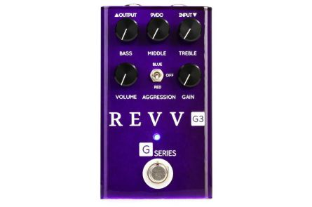 Revv G3 Distortion - b-stock (1x opened box)
