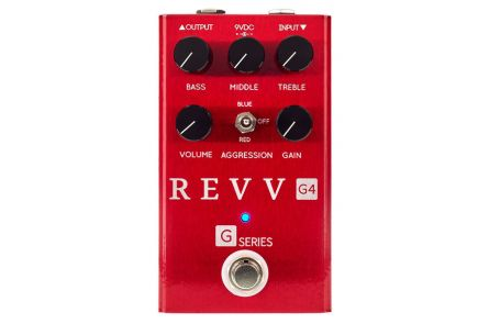 Revv G4 Distortion - b-stock (1x opened box)