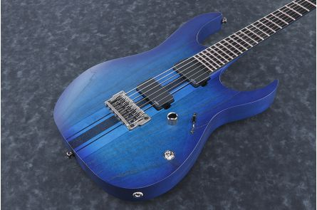Ibanez RGIT20FE SBF Iron Label - Sapphire Blue Flat