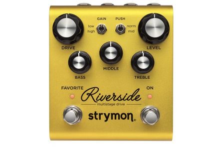 Strymon Riverside & MiniSwitch Bundle Set